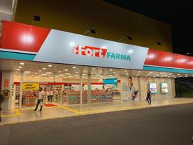 Fort Atacadista inaugura a primeira unidade da Fort Farma, em Chapecó