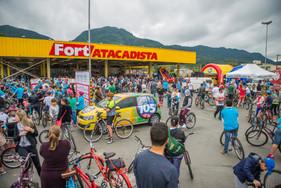 Passeio Ciclístico promete movimentar Jaraguá do Sul no feriado