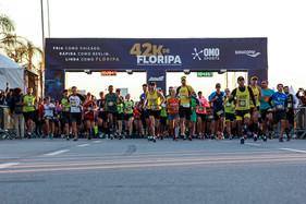 Maratona Internacional da Cidade de Florianópolis movimenta a capital catarinense no feriado de Corp