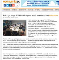 Intech Boating - Portal Economia SC