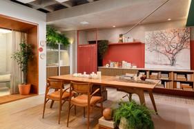Cozy Office na CASACOR: para trabalhar, compartilhar, relaxar e unir