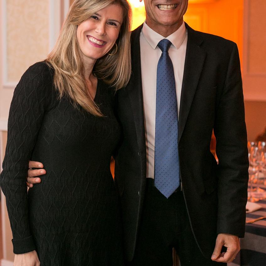 Renato Rodrigues Rita e Francielly Grassi