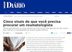 Cliente: SCR - Reumatologia