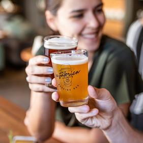 Cerveja sem impostos naFábrica