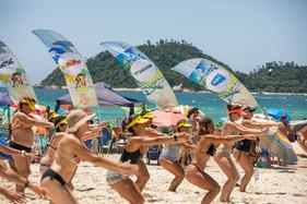 Arena do Conexão Verão no Campeche foi um sucesso e abre a temporada 2020