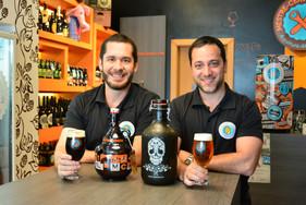 Festa ao ar livre marca os 3 anos da Loja Mestre-Cervejeiro.com Florianópolis