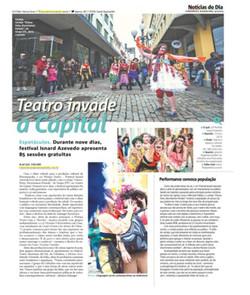 |Floripa Teatro|  Notícias do Dia