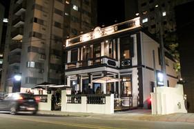 Inauguração do restaurante Blackpot em Florianópolis