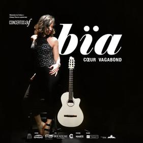 Concertos AF apresenta o multiculturalismo de Bïa