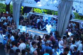 Cafe de La Musique Floripa terá sunset temático e festa com atrações do rap nacional