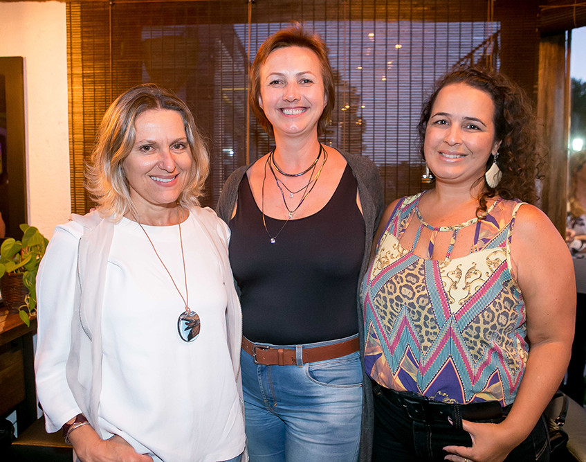 Simone Bobsin, Tania Pohl e Jana Hoffmann