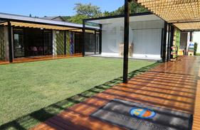 Construção modular e sustentável: empresa de Florianópolis constrói escola em apenas 30 dias, reduzi