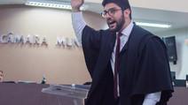 O jovem inquieto da advocacia: Guilherme Silva Araujo pelos tribunais deste país