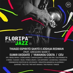 Ainda dá tempo de curtir o Floripa Jazz Festival. Confira o que rola até domingo (19)