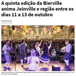 Clipagem: Bierville