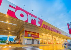 Barra Velha ganha a sua primeira unidade do Fort Atacadista nesta quarta-feira (22)