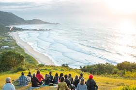 Sábado de atividades ao ar livre, e gratuitas, na Praia Mole