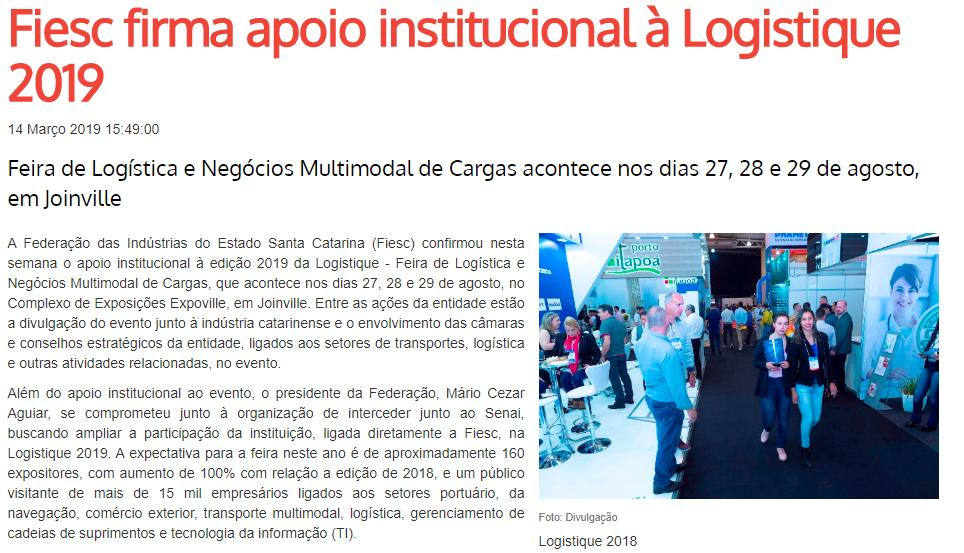Cliente: Logistique