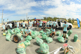 "Projeto ""Pague seu Ingresso"" fará limpeza de praia na Ilha do Mel na próxima nesta sexta-feira (30)"