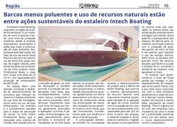 Intech Boating - O Atlântico