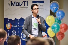 Transformação digital: workshop em Joinville
