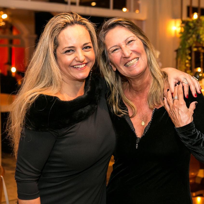 Graciela Lopes e Maria Beatriz da Rosa