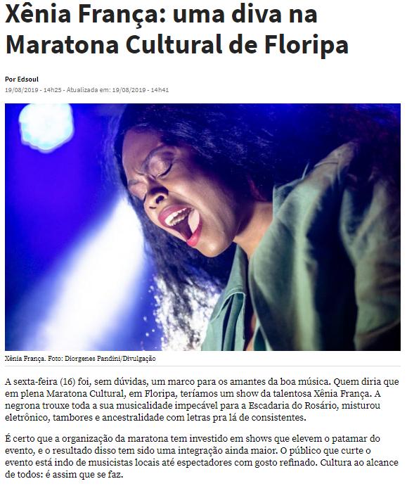 Cliente: Maratona Cultural