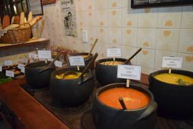 Aberta a temporada de sopas no Boteco Zé Mané