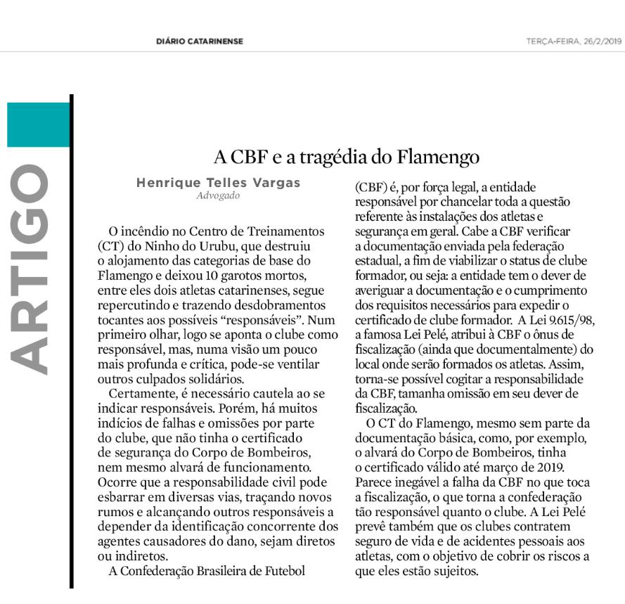 Cliente: Araújo & Sandini