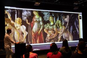 Museu do Louvre é o tema do projeto Museus Virtuais neste sábado (20)