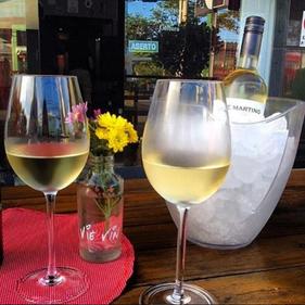 Hora do vinho