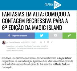 Magic Island (House Mag)