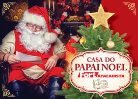O clima de Natal toma conta de três cidades catarinenses neste fim de semana