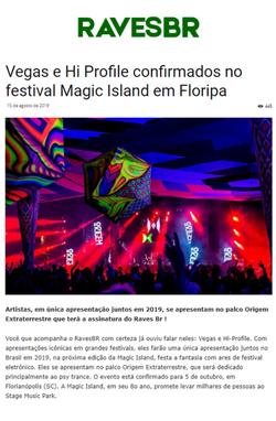 Cliente: Magic Island