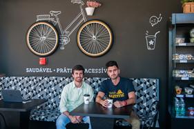 Deli shop inaugura segunda loja em Florianópolis