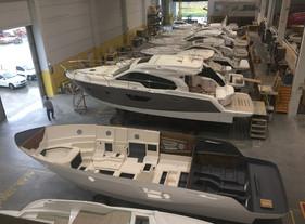 Intech Boating recebe visita da Volto Penta