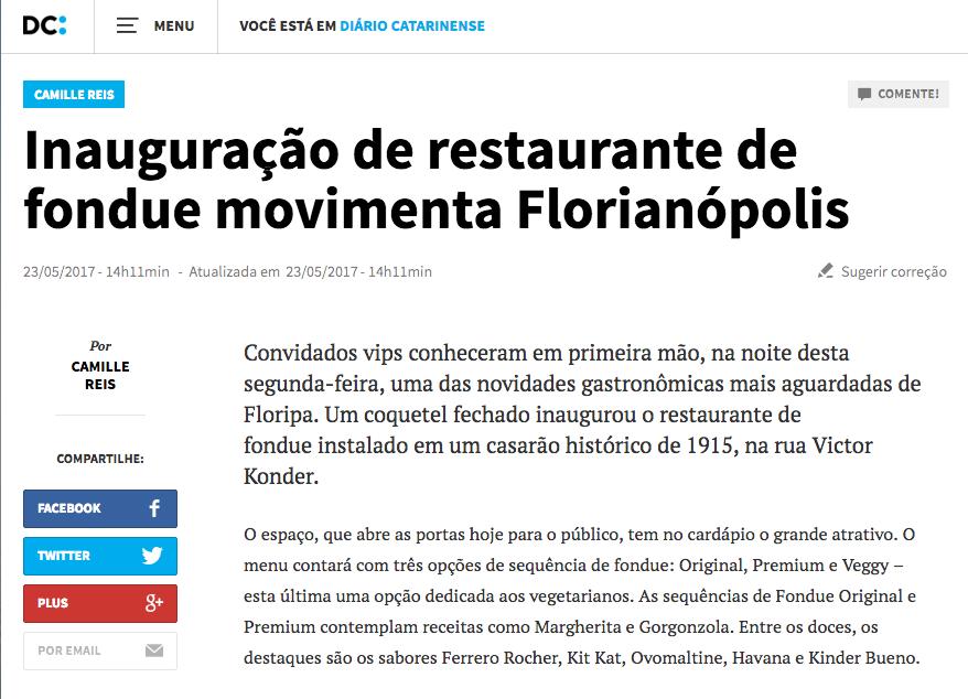 Blackpot Fondue Restaurant