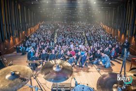 """""""The Beatles pela vida"""" reúne mais de 40 músicos para arrecadar recursos para o CEPON"""