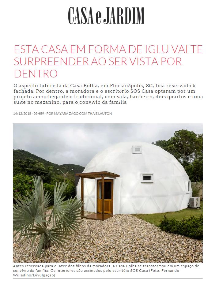 Cliente: SOS Casa