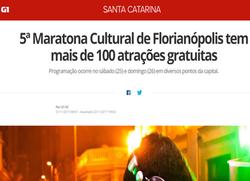 Maratona Cultural 2017