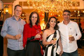 Sucesso absoluto: com casa cheia,Confraria do Vinho Itapemaarranca elogios do público