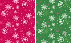 Contemporary Snowflakes