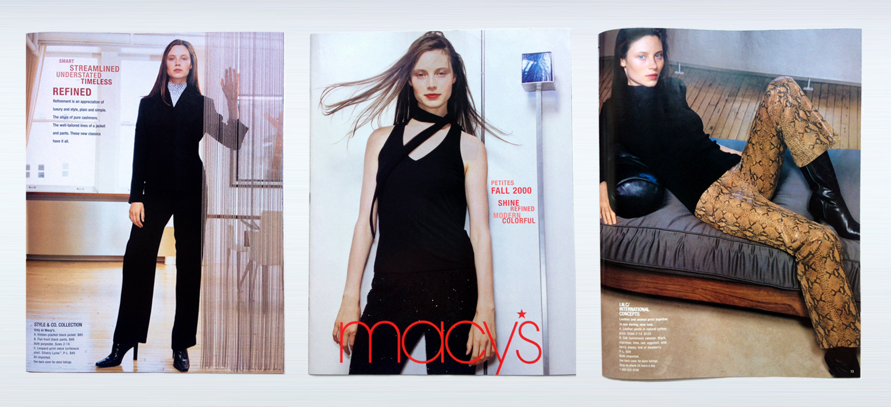 Macy's - Direct Mail Women's Fashion
