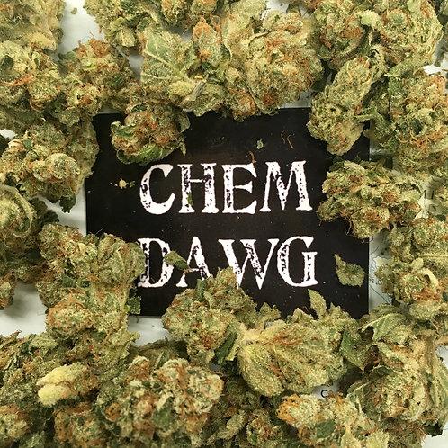 Green Leaf Cannabis  - Chem Dawg
