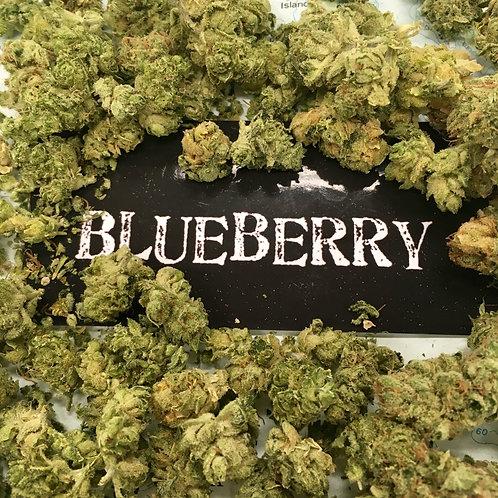 Green Leaf Cannabis  - Blueberry