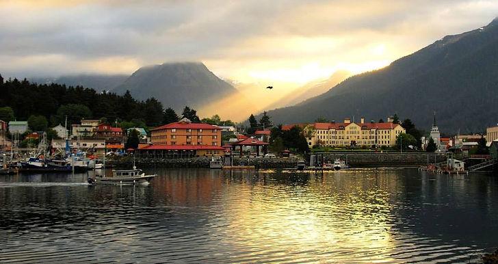 Sitka Alaska Charter Fishing