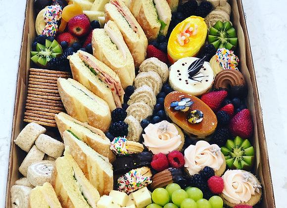Sandwich Galore Platter