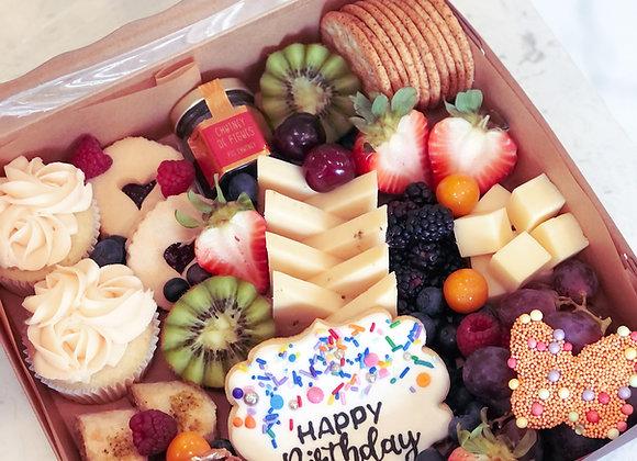 The Birthday Charcuterie Platter
