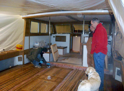 45' MV TWIST - South Shore Boatworks (31)