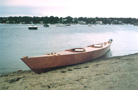 Tandem Sea Kayak (2)